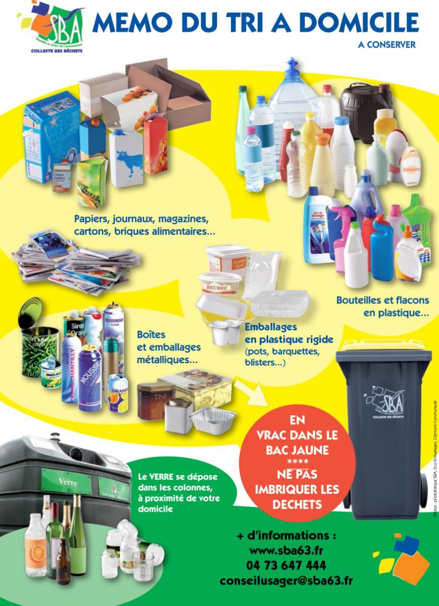 Communiquer sur les déchets | SBA