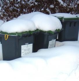 Conditions climatiques difficiles : collectes perturbées