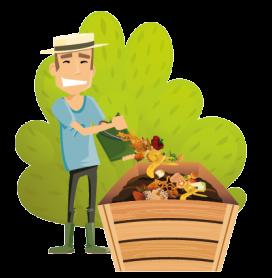 Le compostage partagé a de l'avenir !