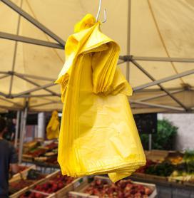 La fin des sacs plastiques...