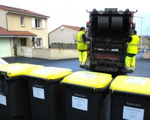 Mouvement de grève : collectes des déchets perturbées