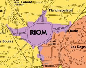 SBA Infos édition Riom