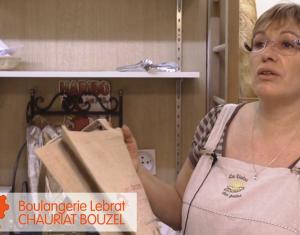 Mon boulanger s'engage, à Chauriat et Bouzel !