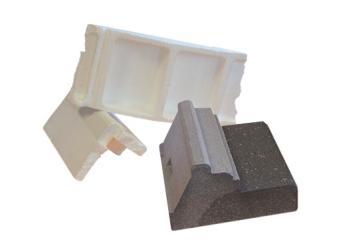 Polystyrène d'emballage (expansé)