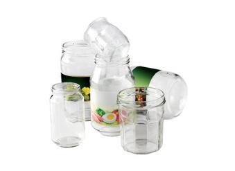 Pots et bocaux en verre | SBA