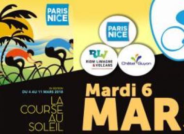 Paris-Nice : le SBA dans la course !