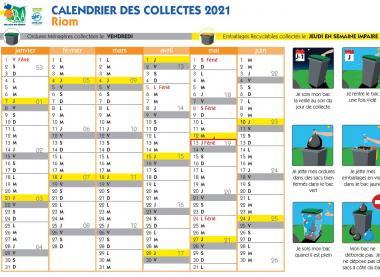 Sba Calendrier Collecte 2021 Vos calendriers de collecte 2021 | SBA