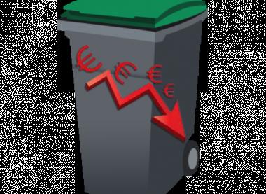 Taxe foncière 2017 : la TEOM en baisse