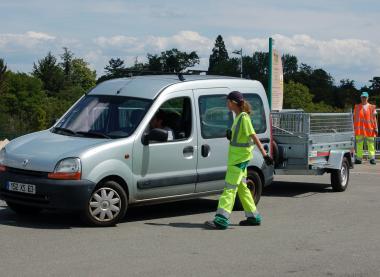 Gardiens de déchèterie, des agents valoristes au service de l'environnement.