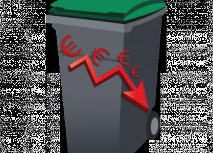 Budget 2017 : un taux de TEOM en baisse